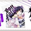【俺の妹がこんなに可愛いわけがない。】神猫 フルグラフィックTシャツ/ホワイト-M,L,XL(再販)